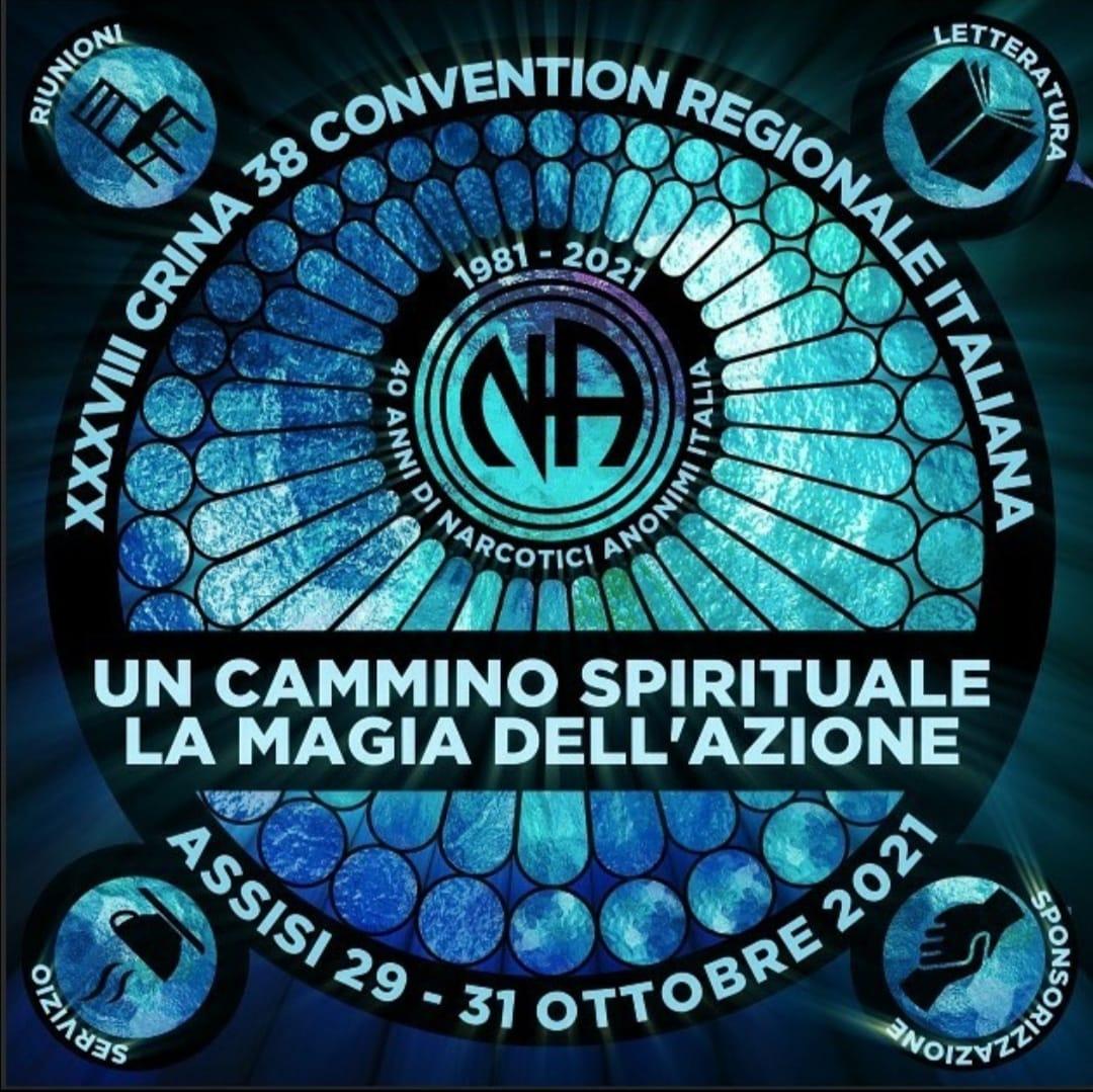 38 Региональная конвенция Италии