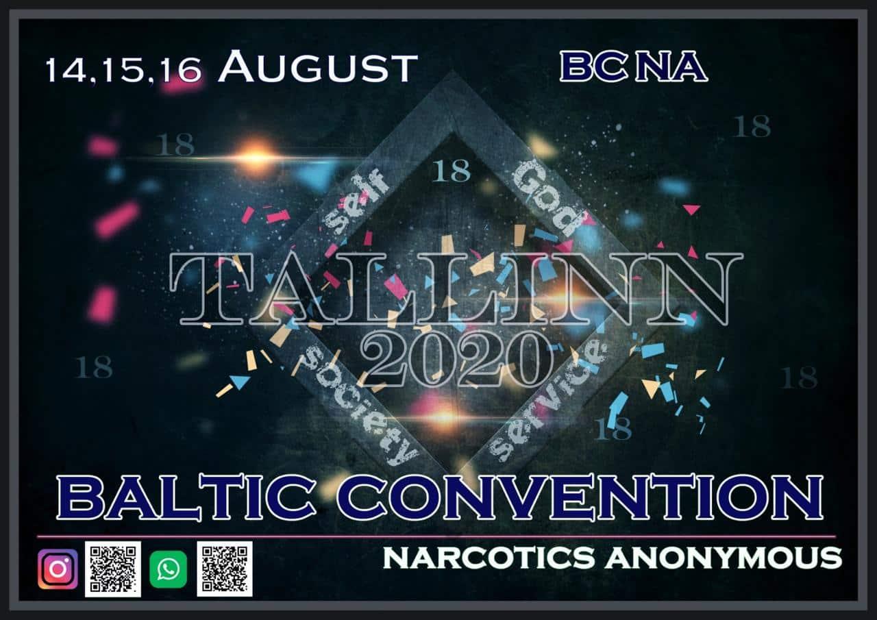 18-ая Балтийская конвенция сообщества Анонимные Наркоманы