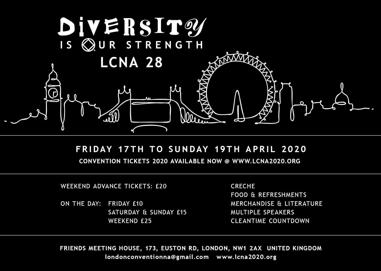 """London Convention NA #28"""
