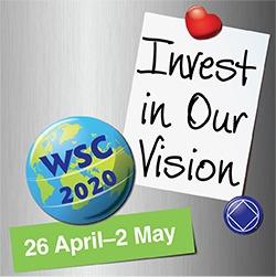 Всемирная конференция обслуживания АН 2020 (ВКО)  World Service Conference 2020